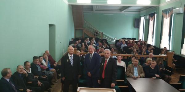 В Апеляційному суді Київської області відбулись урочисті заходи з нагоди професійного свята – Дня юриста.