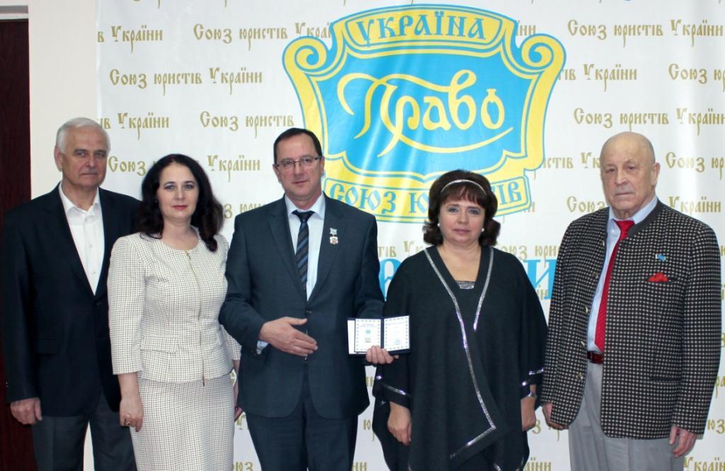 В Союзі юристів України відбулася зустріч з Генеральним секретарем ЄІО Джозефом Зігеле