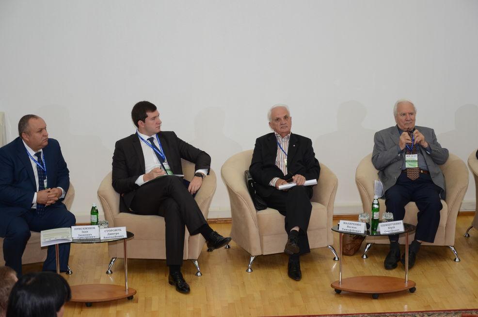 Доповіді заступників Голови СЮУ на міжнародній конференції у Києві