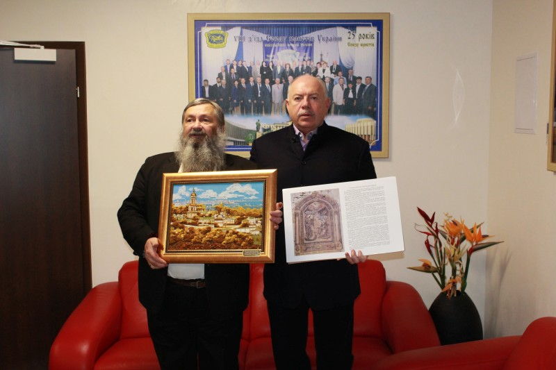 Відбулася зустріч С.М. Піскуна з керівником Всеукраїнської благодійної організації інвалідів