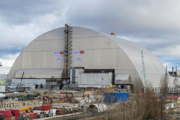 Завершення будівництва арки на четвертому енергоблоці Чорнобильської АЕС