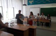 Відбулося нагородження студентів та викладачів від Союзу юристів України.