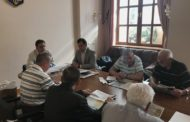 Відбулося засідання Виконкому Ради Київської міської організації Союзу юристів України.