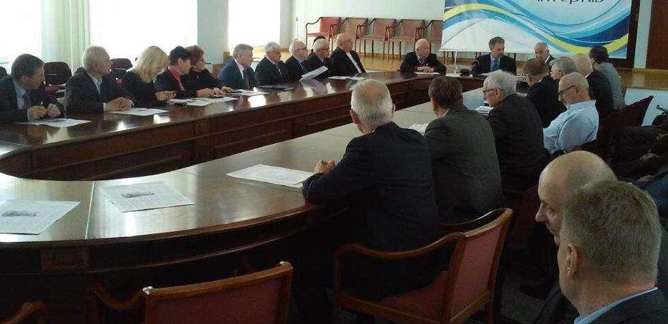 В.Яценко взяв участь у засіданні Правління Чорнобильської асоціації народних депутатів України.