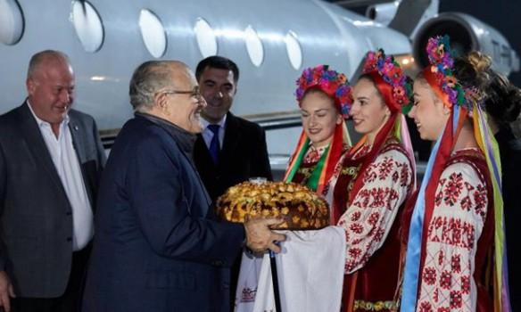 Радник Президента США Рудольф Джуліані взяв участь у круглому столі у Харкові