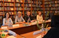 Відбулося засідання круглого столу «Захист прав людини – найвища соціальна цінність української держави» в рамках Всеукраїнського тижня права.