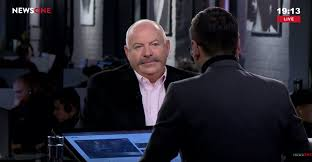 С. Піскун у прямому ефірі каналу NewsOne від  14.10.17