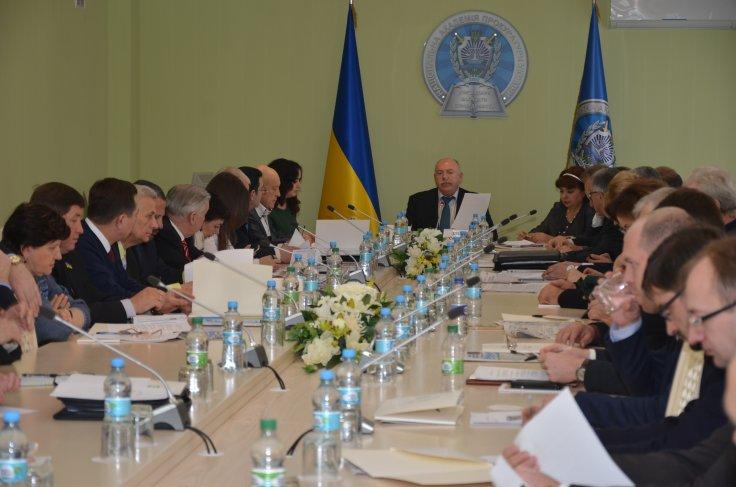 Відбулося розширине засідання Виконкому Ради Союзу юристів України