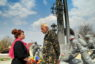 Відвідання Н.Карпачовою і В.Яценком Чорнобильської АЕС і Зони відчуження (фоторепортаж).