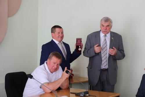Відбулося засідання Вченої ради Харківського національного університету внутрішніх справ