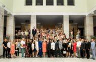 Урочисте відзначення Дню нотаріату в Закарпатській обласній організації Союзу юристів України.