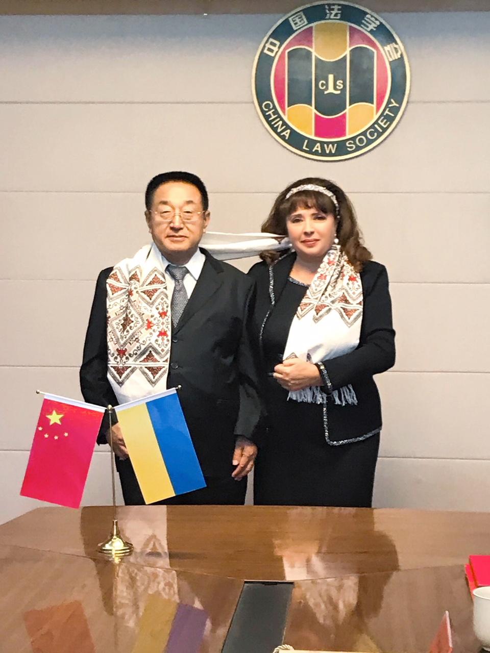 Підписання Меморандуму про співпрацю у Китаї