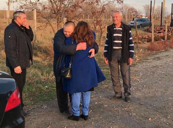 Ніна Карпачова: Трьох моряків затриманого в Криму українського судна випустили з СІЗО