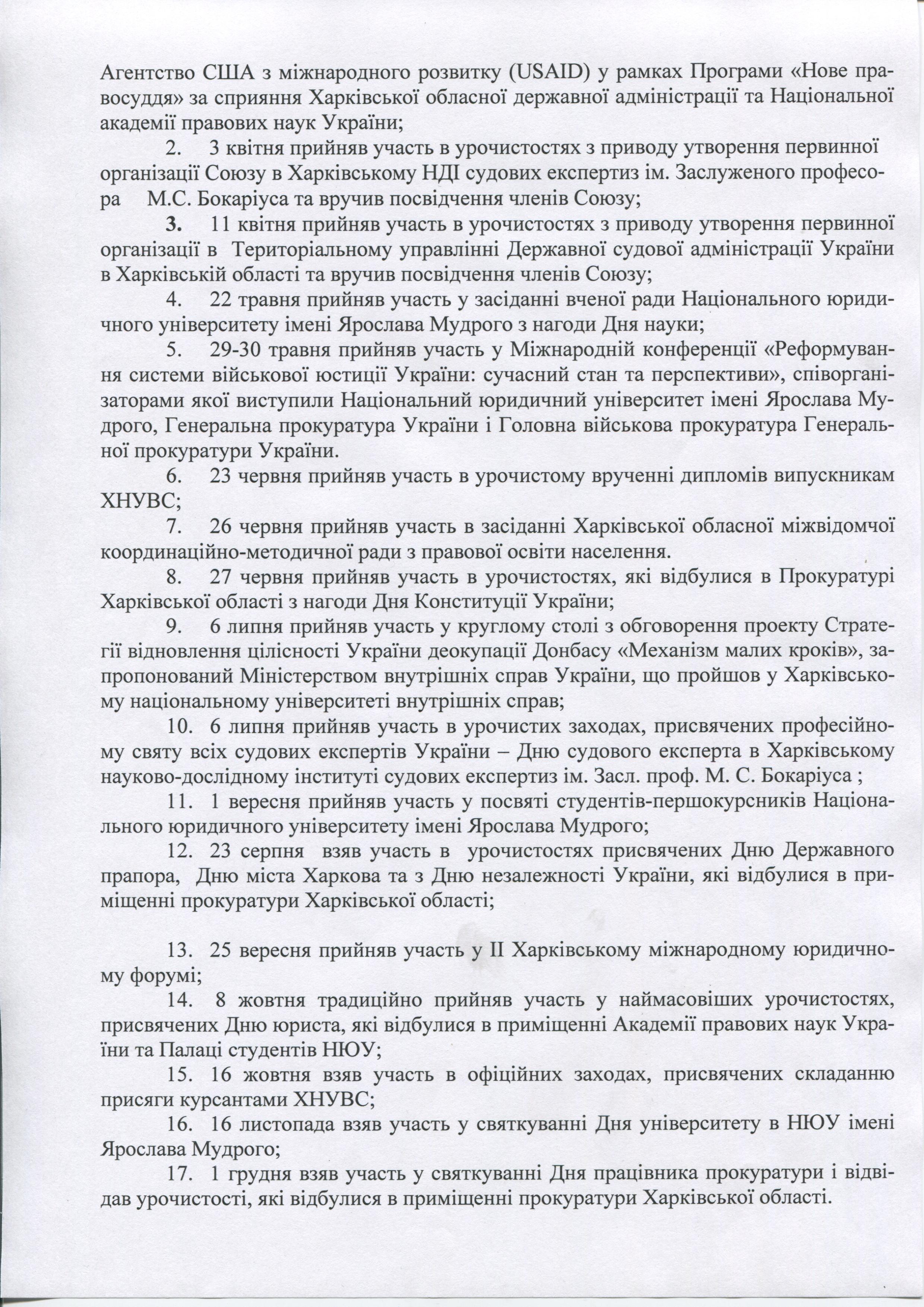 звіт 2