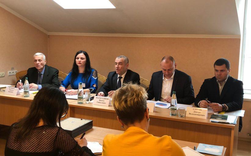 Голова Київської обласної організації Союзу юристів України взяв участь у підсумковій нараді юридичного управління