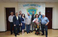 Пiдписання Меморандуму про спiвпрацю мiж Союзом юристів України та Асоціацією слідчих України.