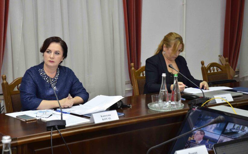 К.Коваль обрано Головою Комісіï з проведення конкурсу на зайняття адміністративних посад у САП