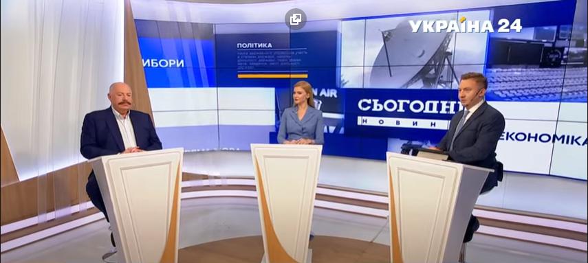 Актуальні ефіри голови Союзу юристів України С. Піскуна за липень