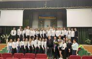 Голова Союзу юристів України С.Піскун зустрівся з учнями старших класів